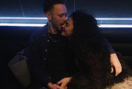 Anna Shaffer and her boyfriend Jimmy Stephenson are in a relationship since 2015.