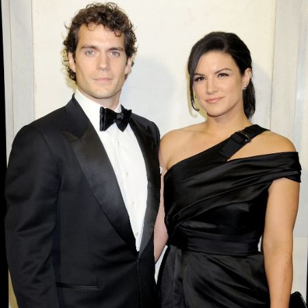gina and henry cavill