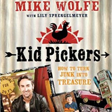 mike's book kid pickers