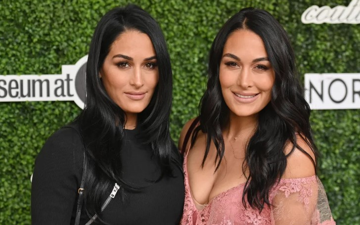 Bella Sisters Nikki Bella and Brie Bella Reveal Both are Pregnant