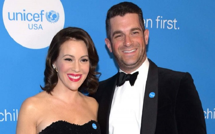 Alyssa Milano's Husband Dave Bugliari Net Worth — Earnings As a Hollywood Agent for Top-Notch Actors