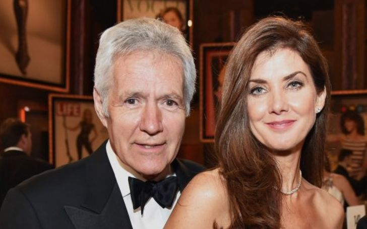 How Much is the Net Worth of Alex Trebek's Wife, Jean Currivan Trebek