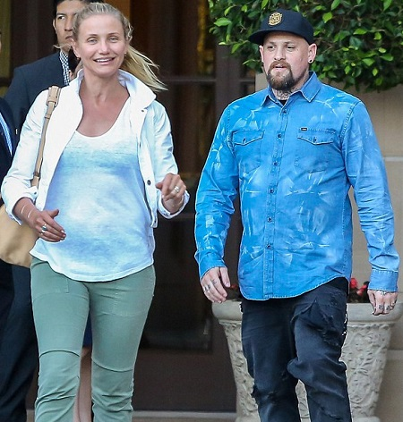 Cameron Diaz Announced the Birth of Her Daughter with ...Cameron Diaz Pregnant Age