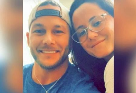 Jenelle and her new rumored man Wilkinson.