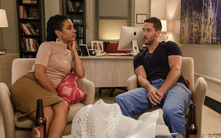 Will They or Won't They? New Amsterdam Showrunner Sheds Some Light on Helen and Max's Romance