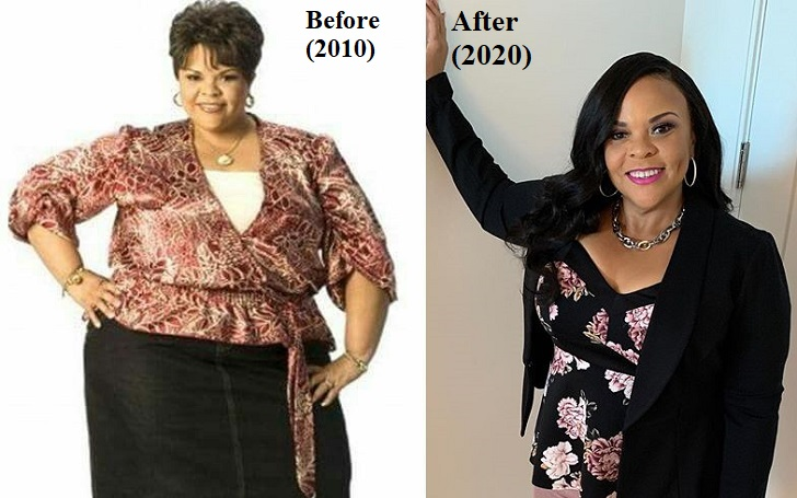 Tamela Mann's Incredible Weight Loss Story Months after the Knee Surgery!