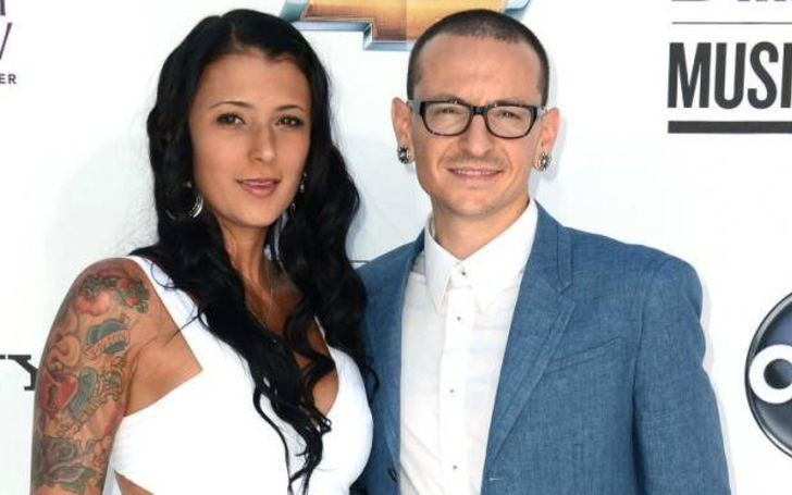 Chester Bennington's widow Talinda Bennington announces remarriage