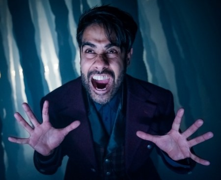 Sacha Dhawan bagged the role of 'The Master,' on 'Doctor Who' but wants the role of frontrunner.