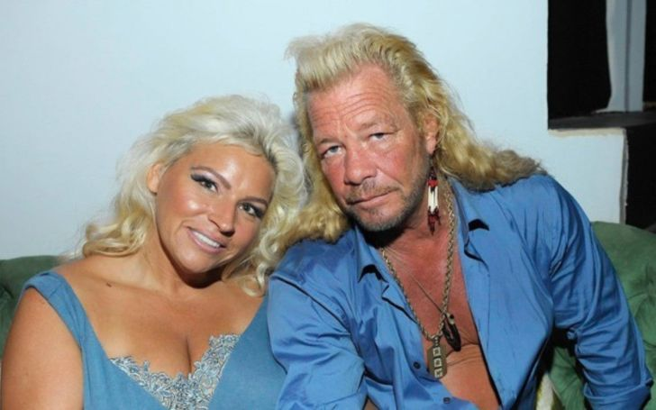 Dog 'the Bounty Hunter' Reportedly dating his son's ex-girlfriend; Is it true?