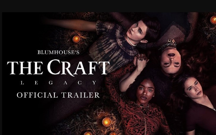 """The Craft: Legacy"" Trailer is Out Now! Find Out About It's Release Date and Cast"