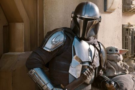 The First look of the Series 'The Mandalorian'