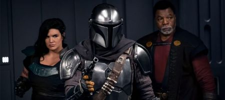 The cast of 'The Mandalorian' Second Season