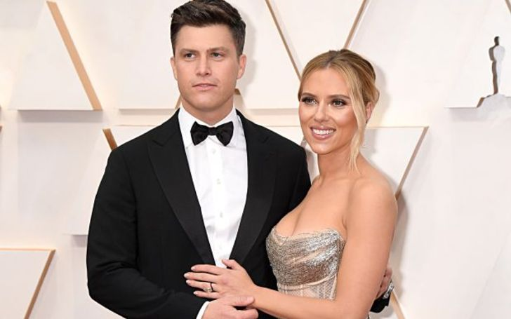 Scarlett Johansson And Colin Jost Married Secretly