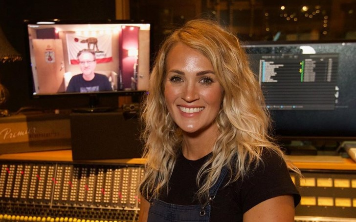 Don't Tell Us You Knew Carrie Underwood Has a Boyfriend
