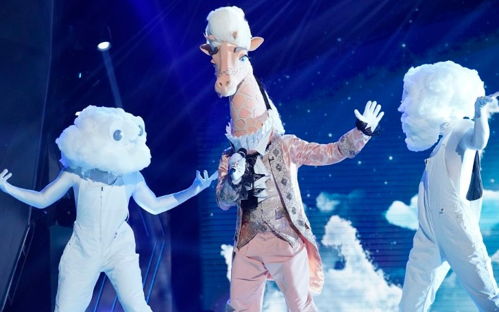 Giraffe Eliminated From 'The Masked Singer'! Who was the Person Behind Mask?