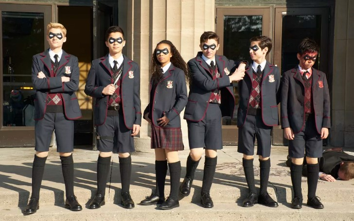 The Umbrella Academy Season 3 Gets a Green Signal
