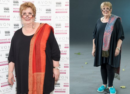 jenni murray weight loss in 2020.