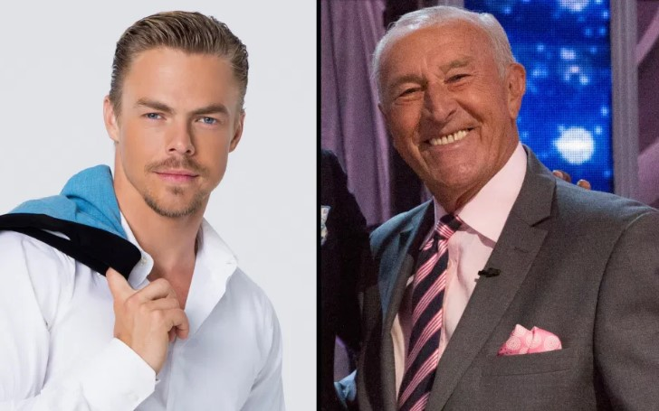 "Derek Hough Could Replace Len Goodman Permanently on ""Dancing With the Stars"""
