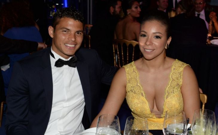 Who is Thiago Silva's Wife? Details of His Married Life and Kids!