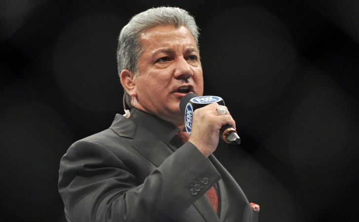 What is Bruce Buffer Net Worth in 2020? Find Out How Rich the Announcer is