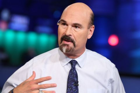 Jon Najarian regularly appears on CNBC.