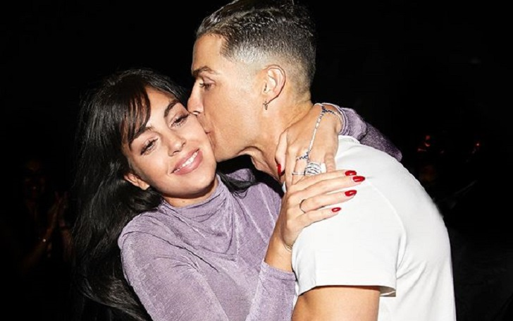 Georgina Rodriguez Tells How She Was Trembling When She Met Ronaldo in an Interview for the Cover of Grazia Magazine