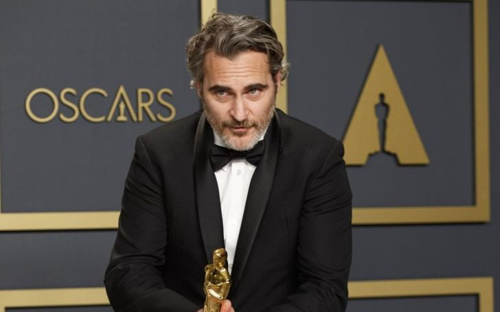 Joaquin Phoenix Wins the Best Actor at the 2020 Oscars