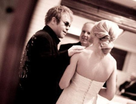 Elton John attended and performed in Kathryn Adams Limbaugh's wedding with Rush Limbaugh.