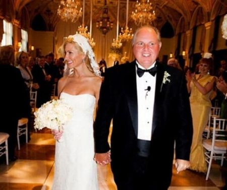 Kathryn Adams Limbaugh allegedly cheated on her husband Rush Limbaugh.