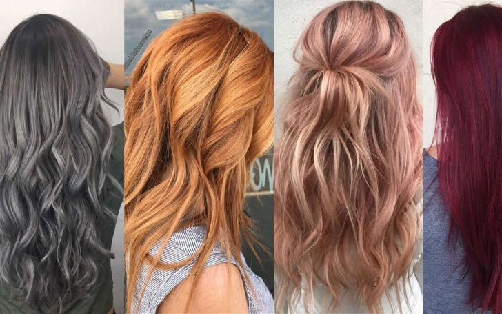 8 Awesome Hair Color for Girls to Match Yourself with This Spring