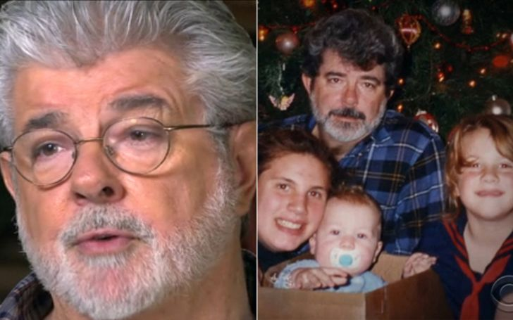 George Lucas is a Father of Four Kids; Know All About Them