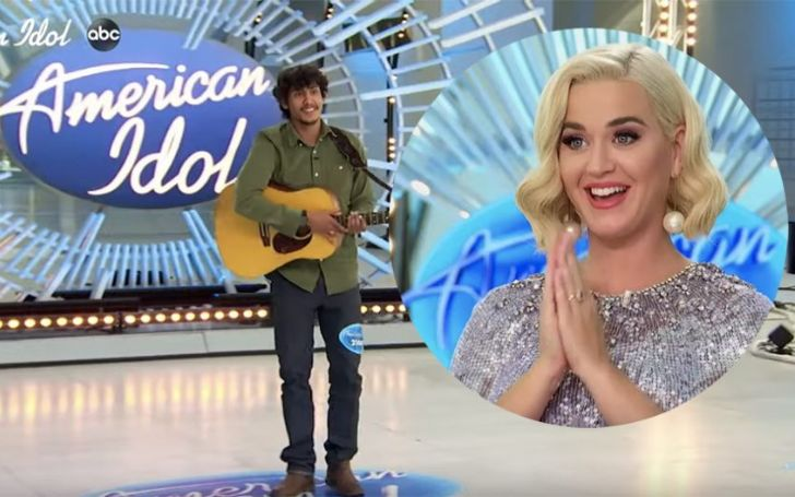 Bluegrass & Country Singer Arthur Gunn Owns the American Idol Audition