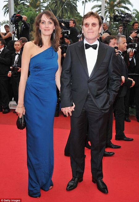 The married pair making a red car debut at the 64th Cannes Film Festival.