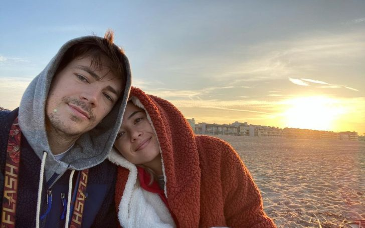 The Extraordinary Love Story of Grant Gustin and Wife Andrea Thoma