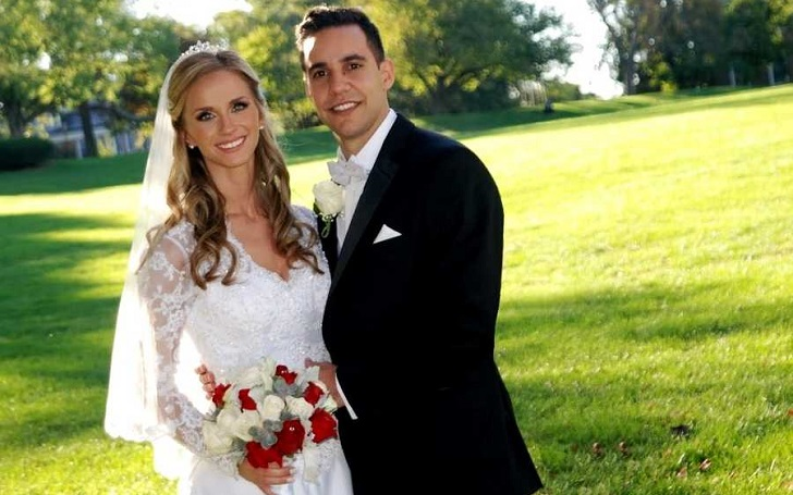 Kelly Ann Cicalese's Extraordinary Married Life with Husband Edward Davila