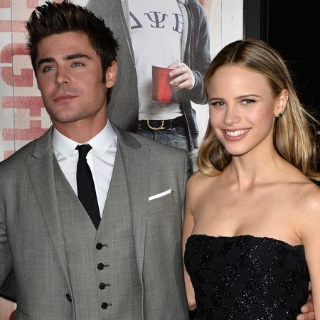 Zac Efron and Halston Sage are dating in 2020.