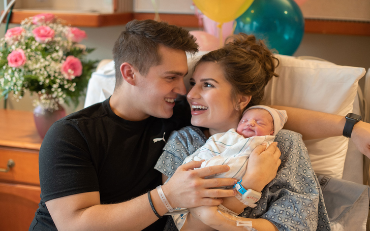 'Bringing Up Bates' Baby Update: Carlin Stewart and Husband Evan Stewart Welcome Their First Baby Girl Together