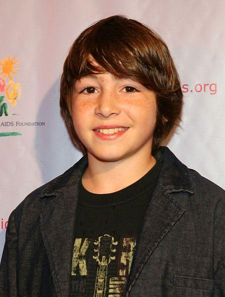 "Actor Jonah Bobo attends the Elizabeth Glaser Pediatric AIDS Foundation ""Kids for Kids Family Carnival"" at Industria Superstudio on October 24, 2009 in New York City."