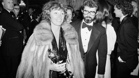 Griffin won the Academy Award for Best Film Editing in 1977 for Star Wars.