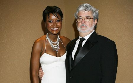George Lucas and Mellody Hobson got engaged on January 3, 2013.