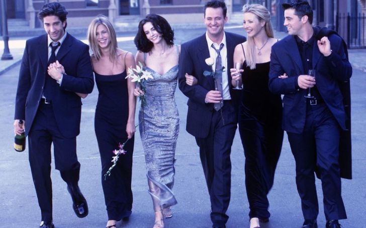 'Friends' to Reunite After 16 Years For a Special TV Episode in Hbo Max