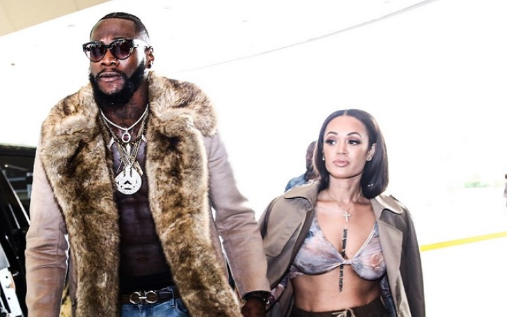 Who is Telli Swift? Some Facts to Know About Deontay Wilder's Wife