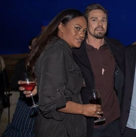 Jay Ryan is in a committed relationship with his longtime girlfriend, Dianna Fuemana.