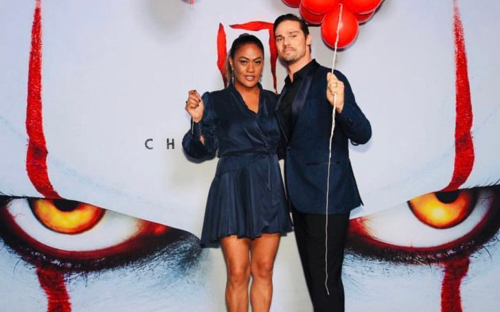 Relationship Preview: Jay Ryan and Partner Dianna Fuemana