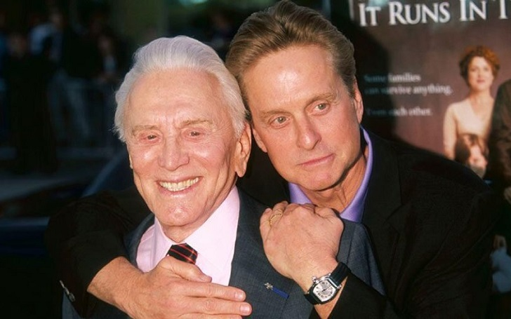 Kirk Douglas Leaves Most of His $61 Million Wealth to Charity but None for Son Michael