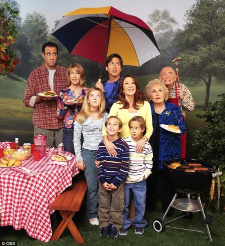 The full cast of Everyone Loves Raymond
