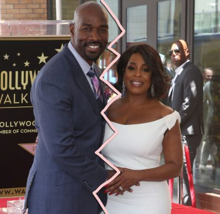 Niecy Nash filed divorce after 8 years of marriage.