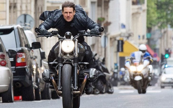 'Mission Impossible' Filming Halted Due to the Coronavirus Scare
