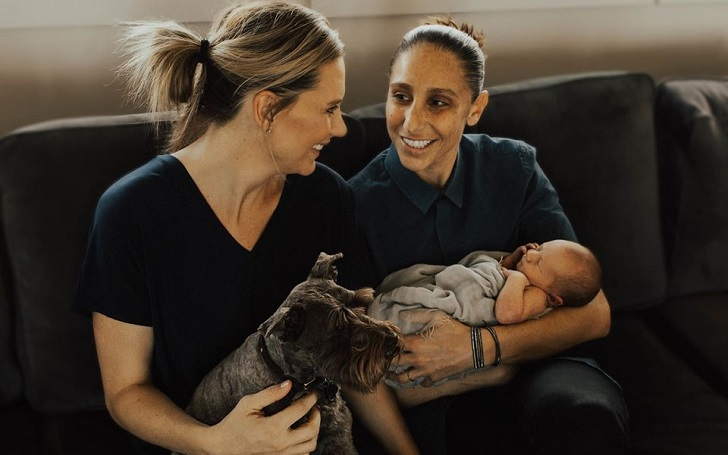 The Untold Story of Diana Taurasi Son with Wife Penny Taylor