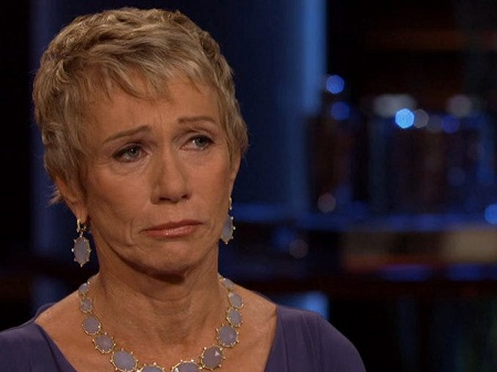 An emotional Barbara Corcoran tells Phillip Lapuz that the best motivator is proving someone wrong.